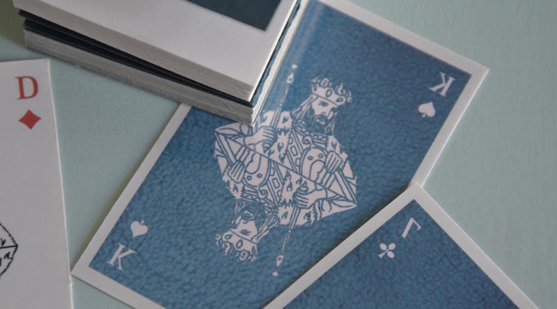Spielkarten Tracs - Ralf Mischnick Grafik Design Berlin